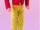 3135 Olivia in Flower Pants