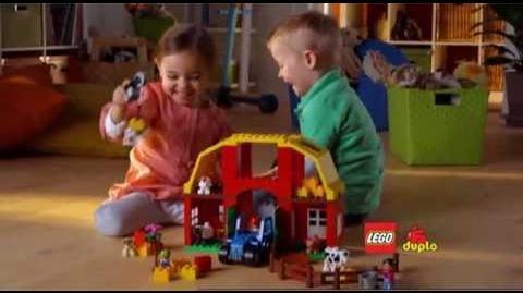 LEGO DUPLO Thème Ferme
