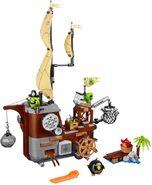 Piggy Pirate Ship