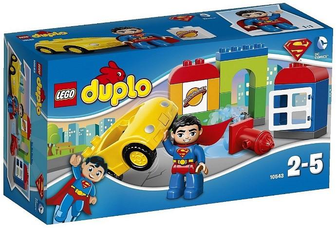 10543 Superman's Rescue