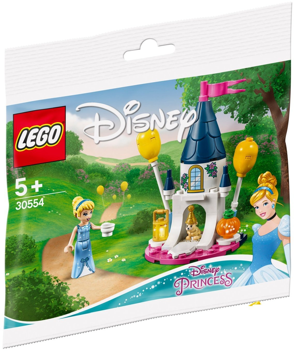 30554 Cinderella Mini Castle