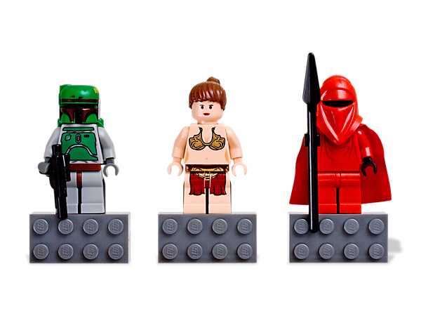 852552 Ensemble d'aimants Star Wars