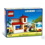 86986224-260x260-0-0 Lego LEGO Legend 10036 Pizza To Go Reissue of Town-1-