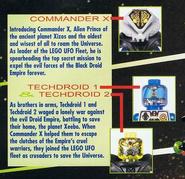 Bricks n Pieces August 1997 UFO Bios