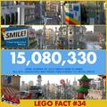 The LEGO Movie 15 080 330 briques