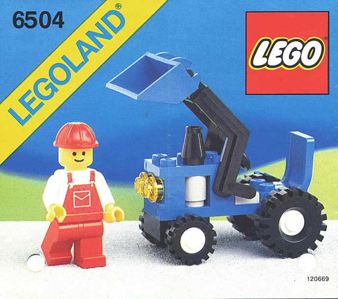 6504 Tractor