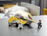 75281 L'intercepteur Jedi d'Anakin 7