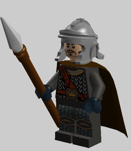 Auton/LEGOlas