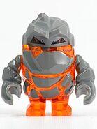 Rock Monster - Firox (Trans-Orange) pm002