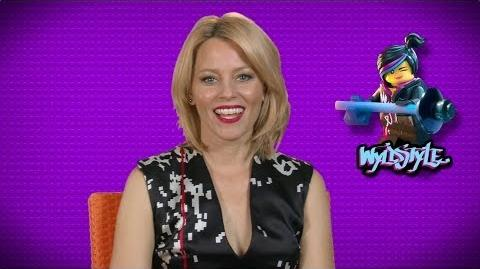 "The LEGO Movie - Elizabeth Banks ""Everything is Awesome"" HD"