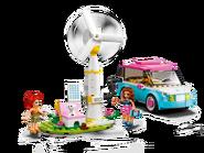 41443 La voiture électrique d'Olivia 2