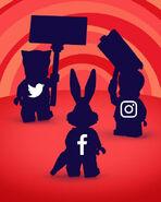 71030 Minifigures Série Looney Tunes Instagram 1