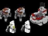 75000 Clone Troopers vs. Droïdekas
