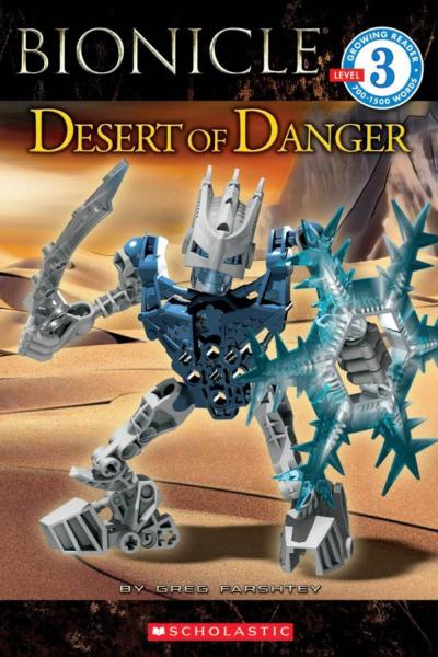BIONICLE: Desert of Danger