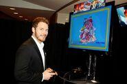 La Grande Aventure LEGO Le jeu vidéo Chris Pratt