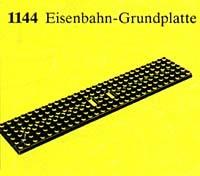 1144 Train Baseplate