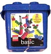 4122 Basic Building Set