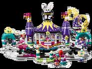 41685 Les montagnes russes de la fête foraine magique 2