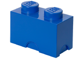 5003568 Brique de rangement bleue 2 tenons