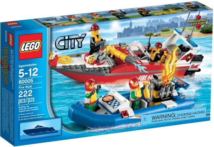 60005 Fire Boat