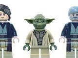 Custom:Anakin, Yoda, and Obi-Wan Ghosts