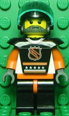 Hockey Player 7