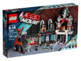 70809 Lord Business' Evil Lair