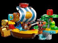 10514 Le vaisseau pirate de Jake 2