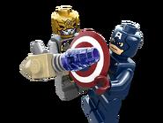 6865 La vengeance de Captain America 3