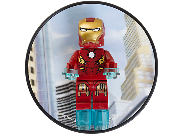 850673 Aimant Iron Man