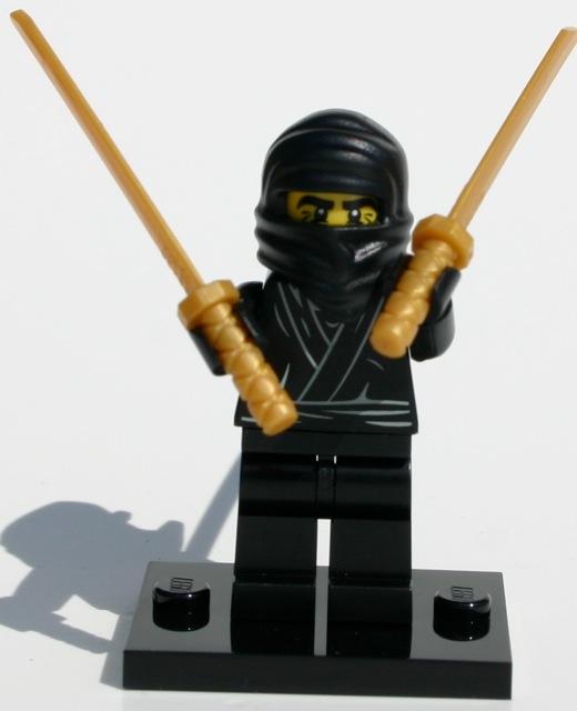 Ninja (Collectable Minifigures)