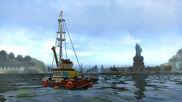 Lego City U Fishing Boat 01