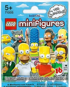 71005 The Simpsons Series 1