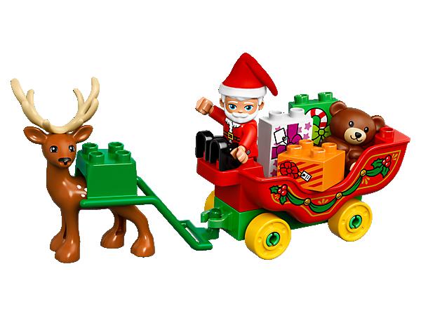 10837 Les vacances d'hiver du Père Noël