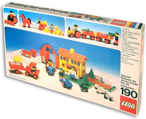 Building Set with People