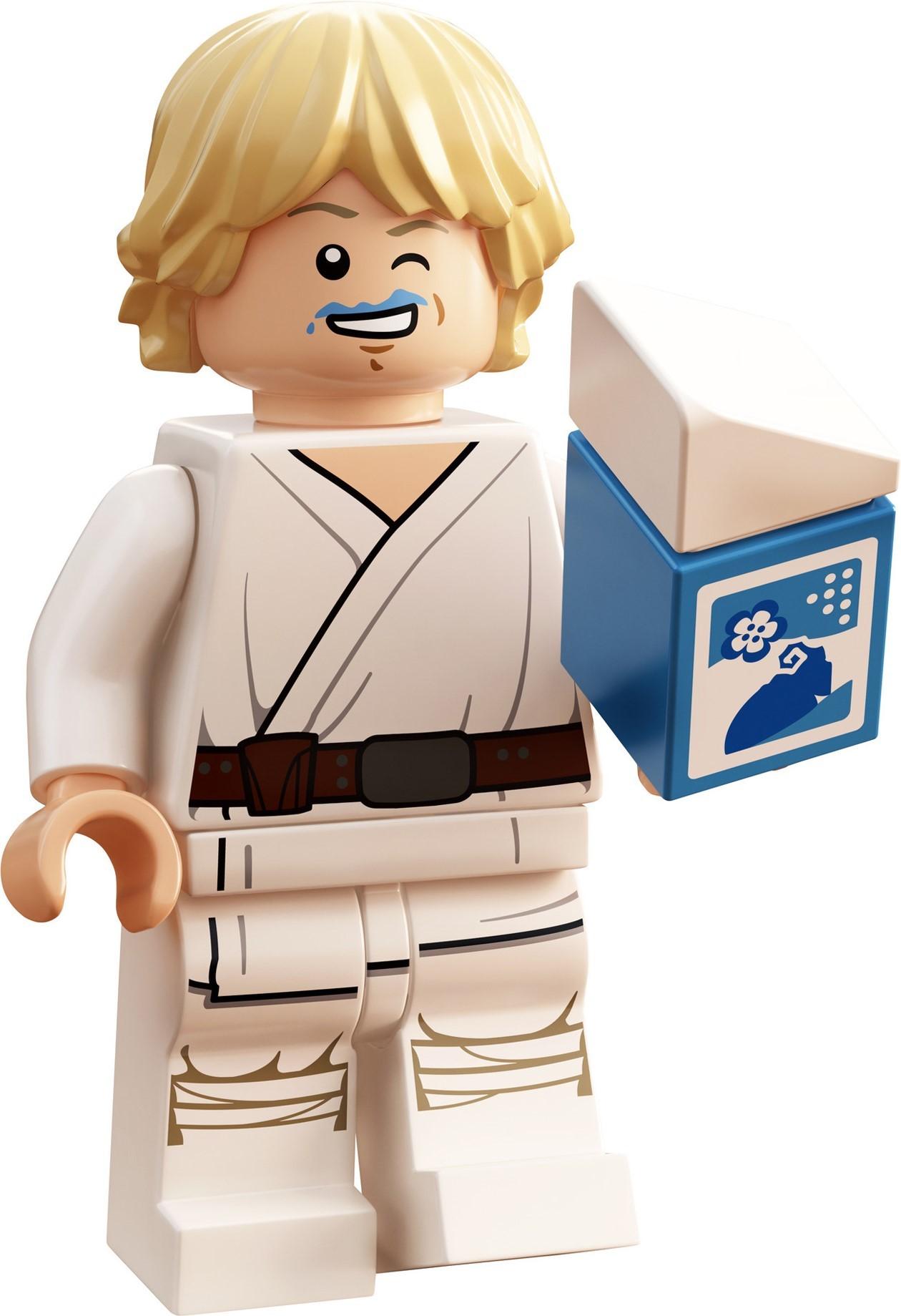 30625 Luke Skywalker with Blue Milk