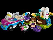 41116 La voiture d'exploration d'Olivia