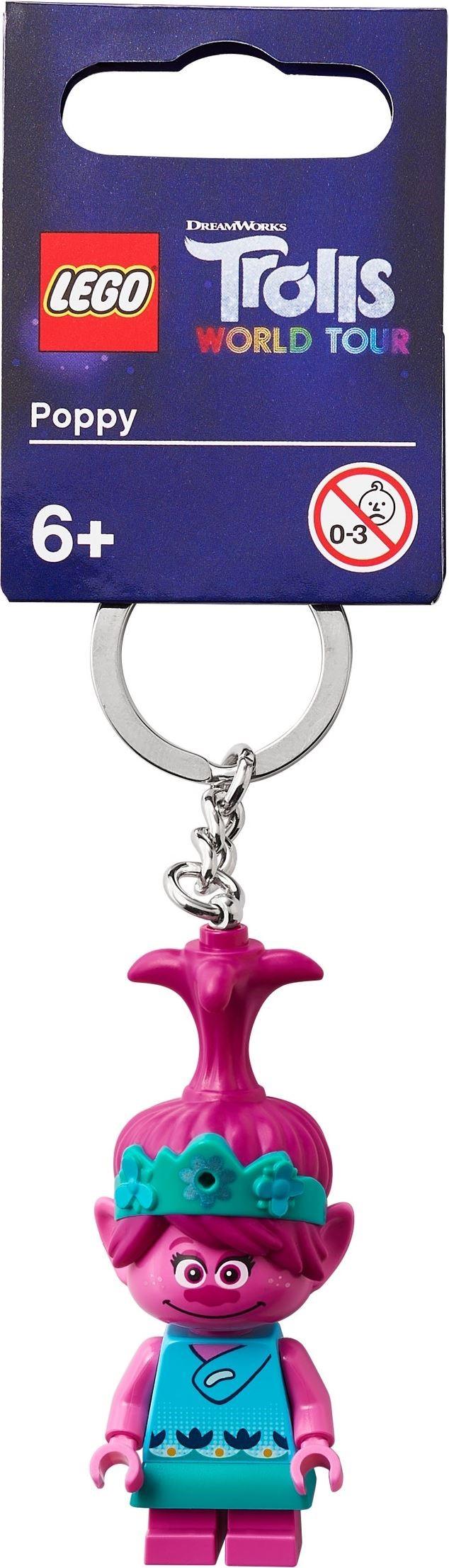 854003 Poppy Key Chain