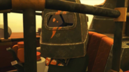 Arkade hunt the Ninja and Heavy Metal