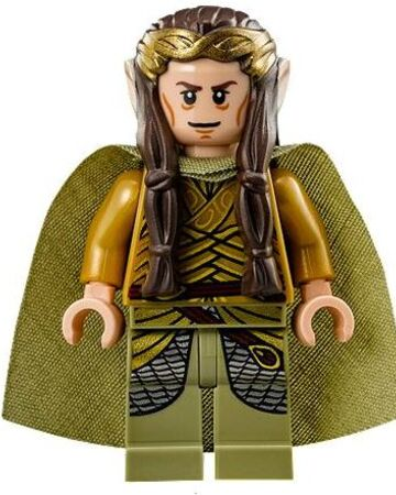 Lego ® ago of the Rings Elrond the same Lord of the Rings NEW