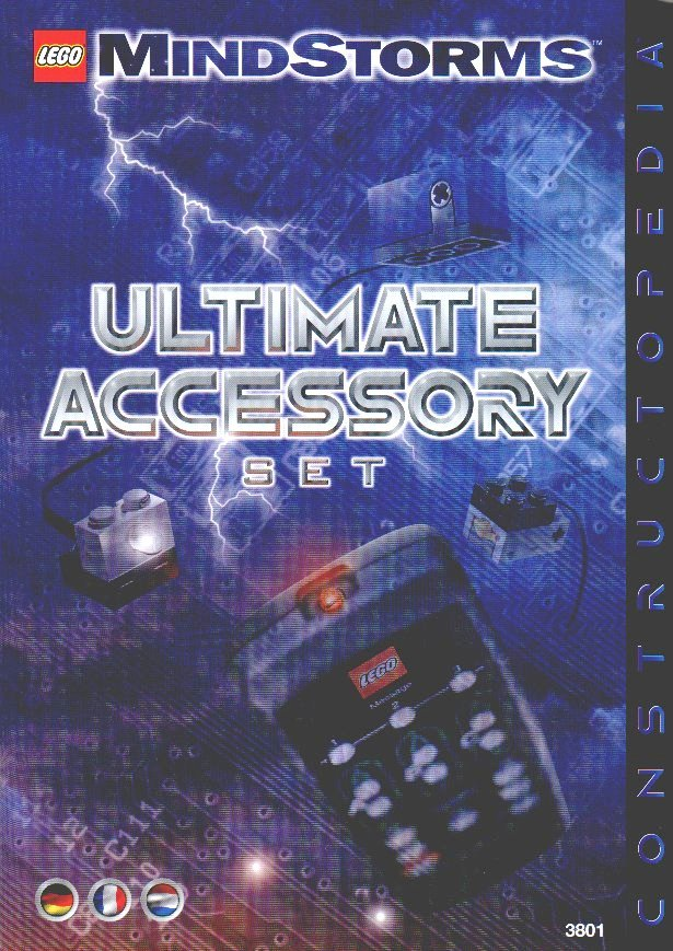 3801 Ultimate Accessory Set