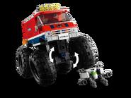 76174 Le camion monstre de Spider-Man contre Mystério 5