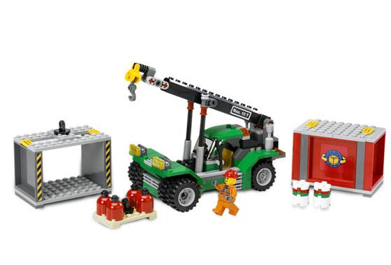 Containerstabler 7992