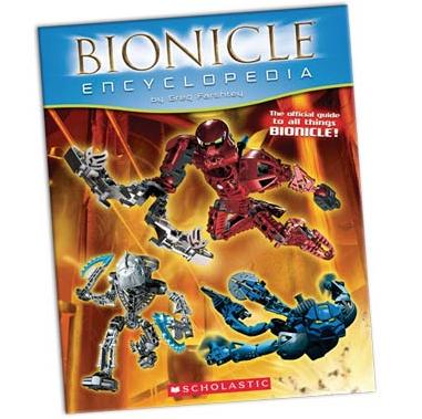 B616 BIONICLE Encyclopedia