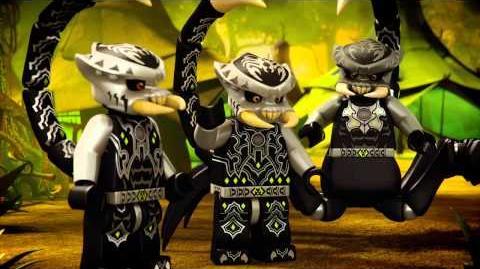 LEGO CHIMA - Une évasion royale!