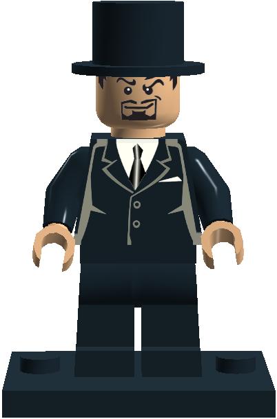 015 Man in Suit