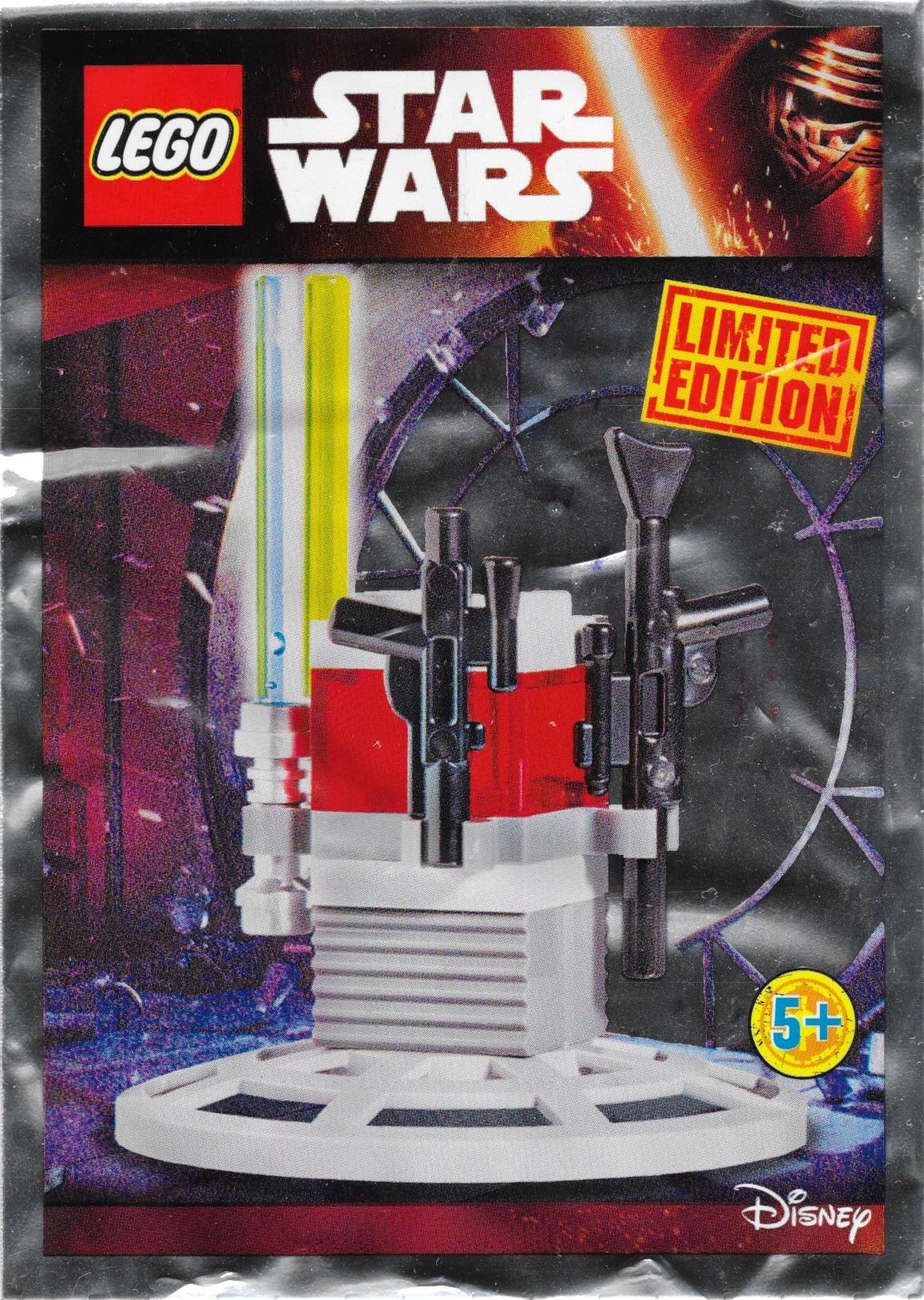 911511 Jedi Weapon Stand
