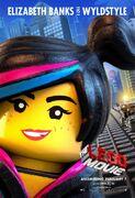 The LEGO Movie Wildstyle