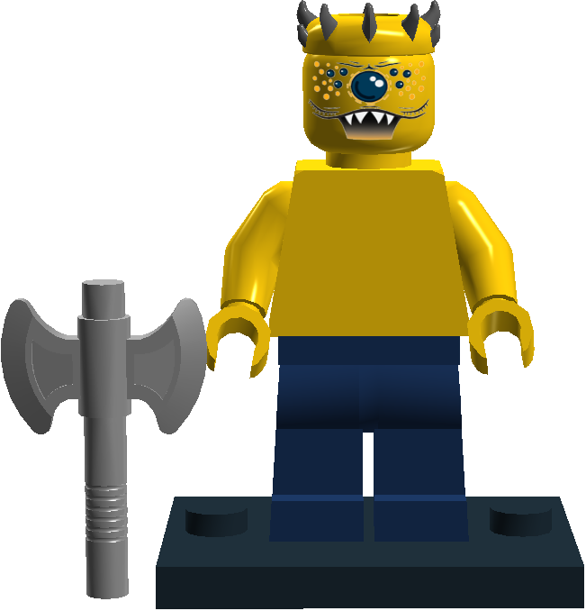 008 Yellow Monster