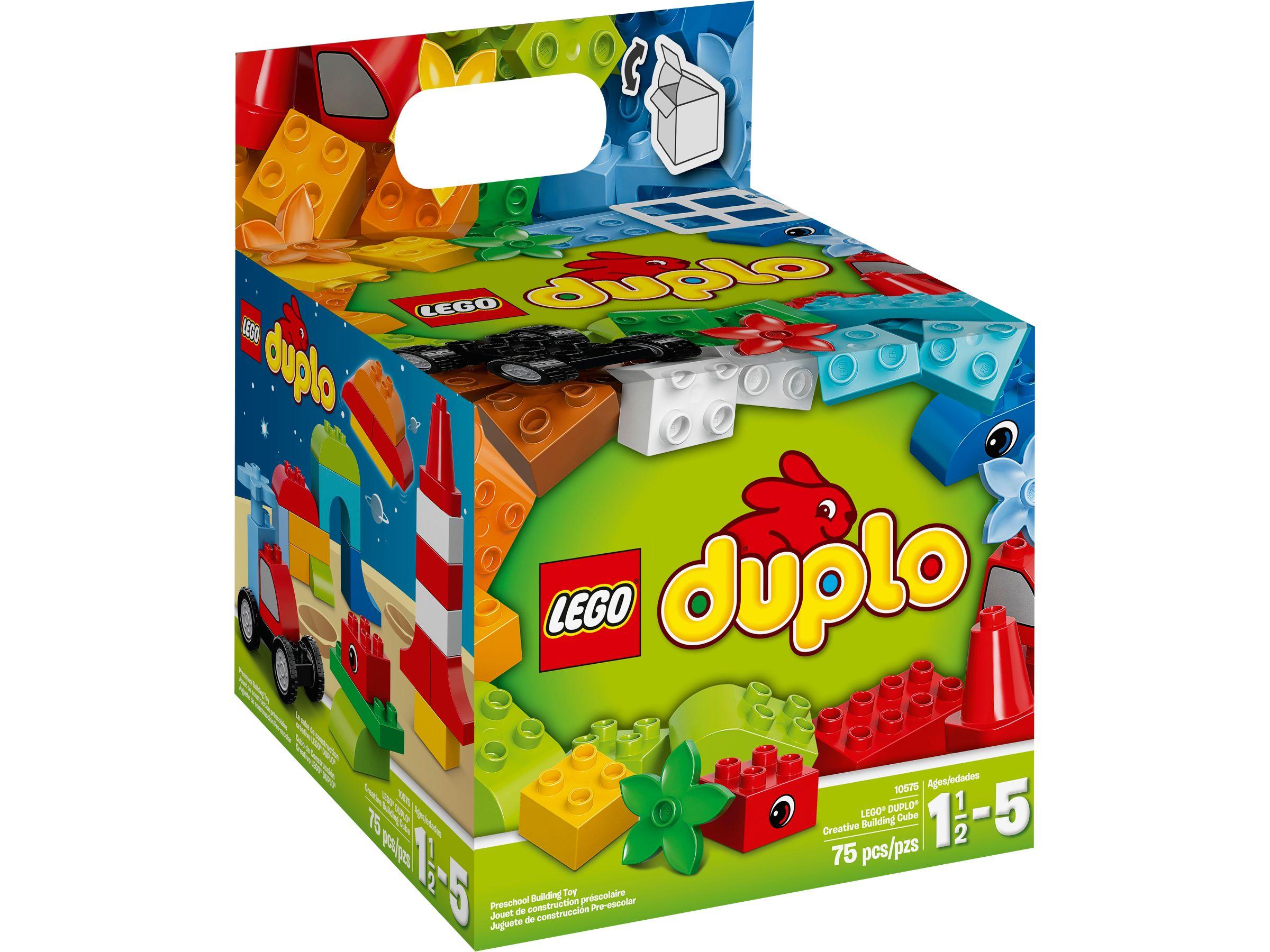 10575 Creative Building Cube